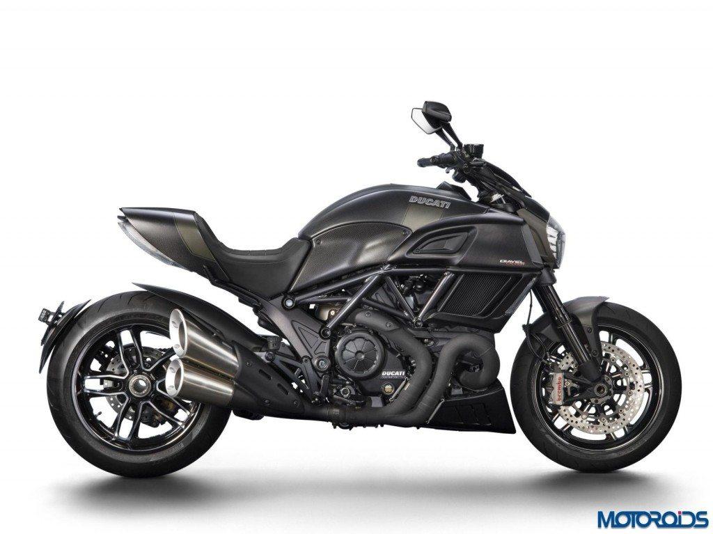 2016 Ducati Diavel Carbon - 1