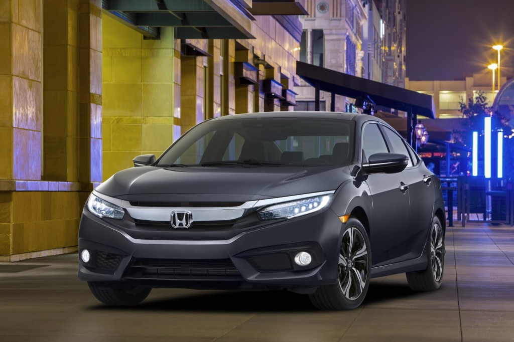 2016 Honda Civic (1)