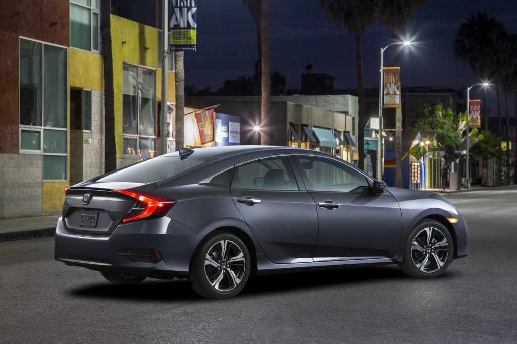 2016 Honda Civic (2)