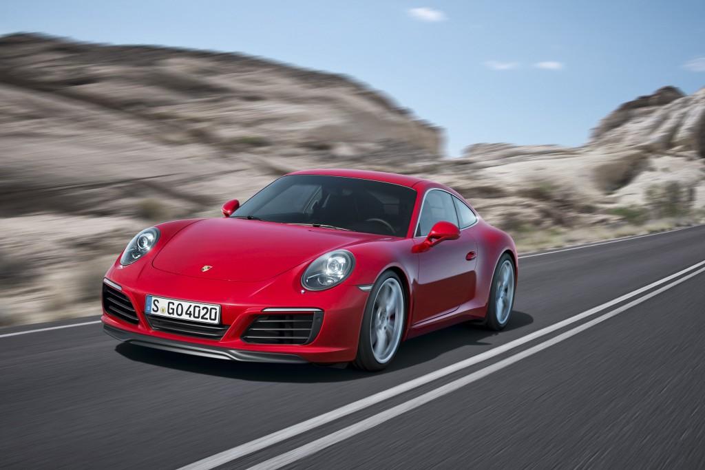 2016 Porsche 911 (12)