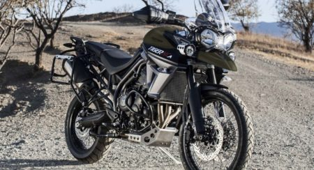 2016 Triumph Tiger 800 XCA India Launch (2)