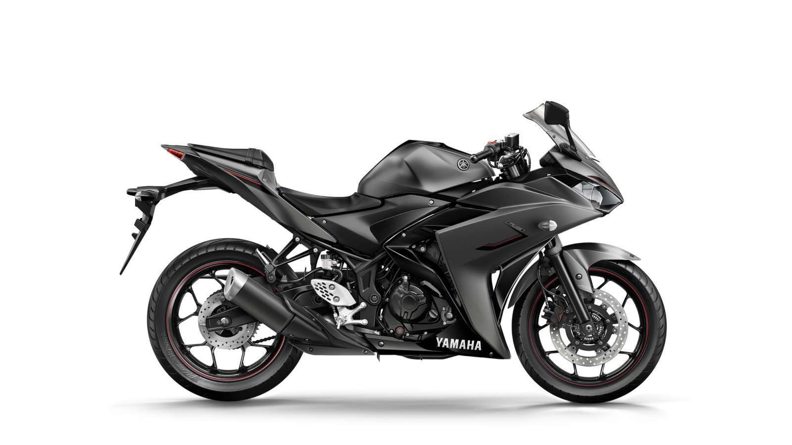 yamaha r3 gets new colour schemes and graphics for 2016 motoroids. Black Bedroom Furniture Sets. Home Design Ideas