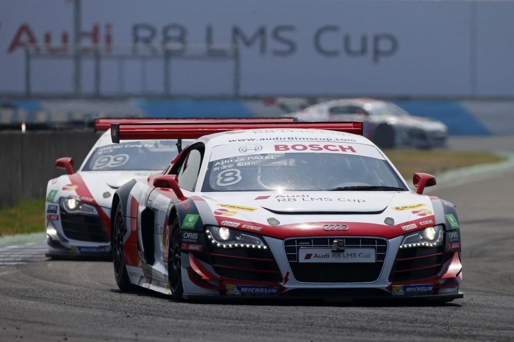 Audi R8 LMS Cup Tawain
