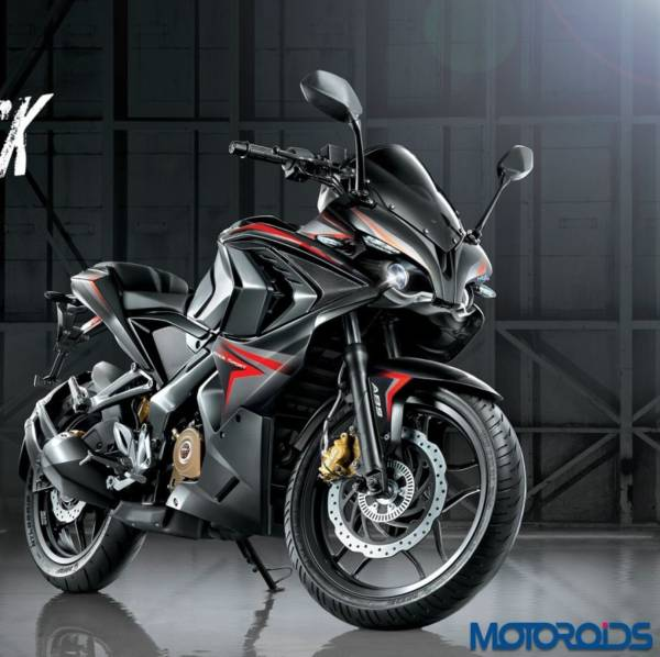 Bajaj Pulsar RS200 Demon Black (3)