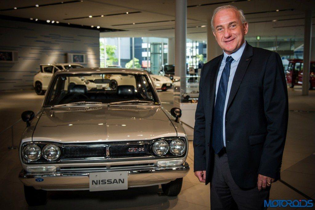 Christian Mardrus Nissan
