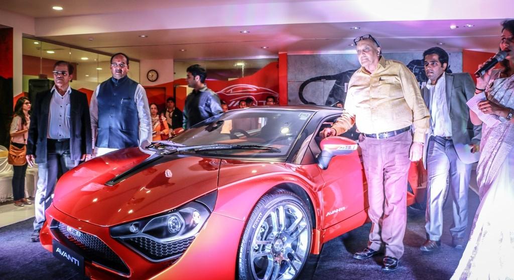DC Avanti Pune Launch