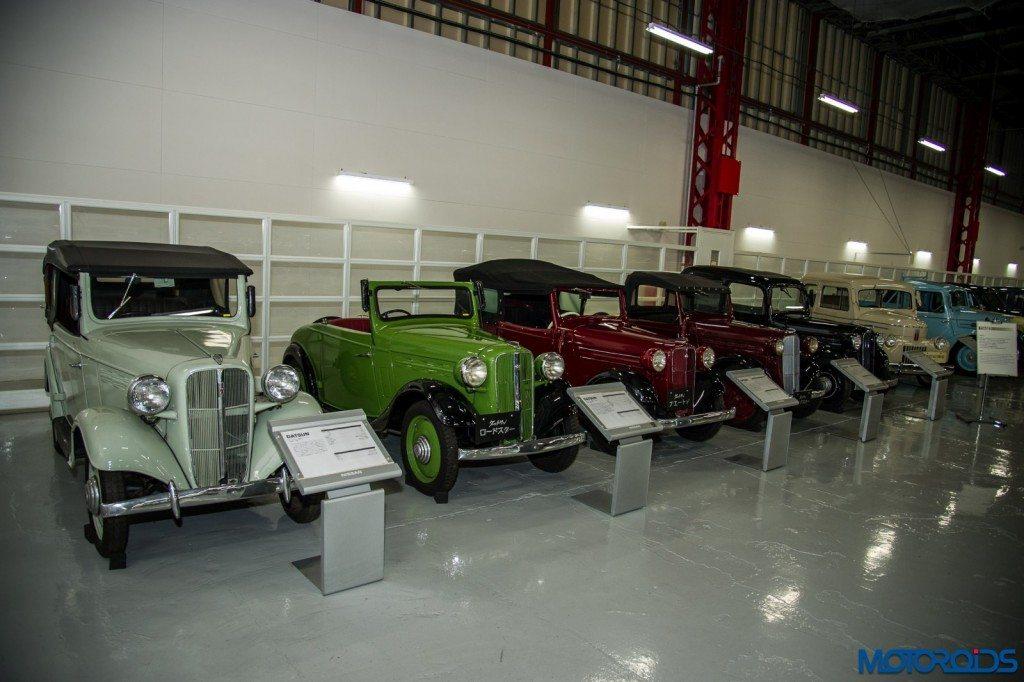 Datsun Nissan Heritage Centre zama Japan (213)