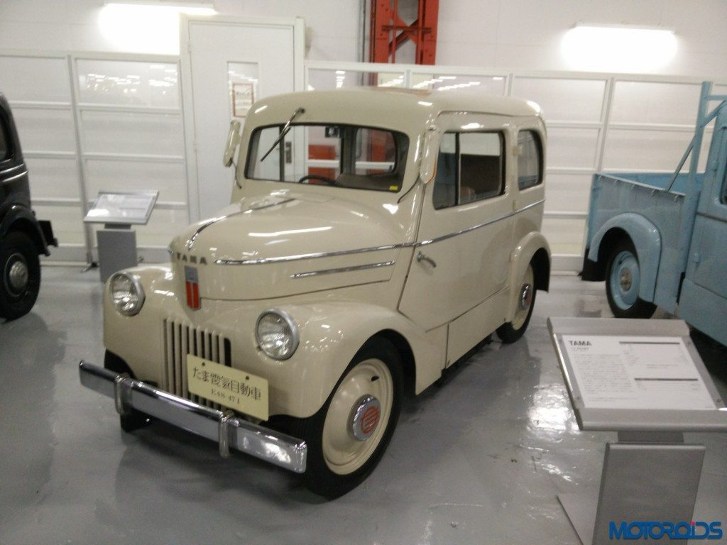Datsun Nissan Heritage Centre zama Japan (272)