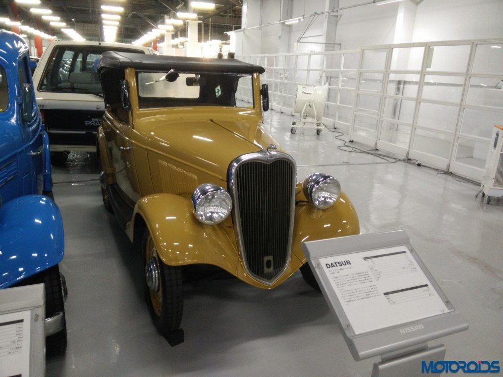 Datsun Nissan Heritage Centre zama Japan (306)