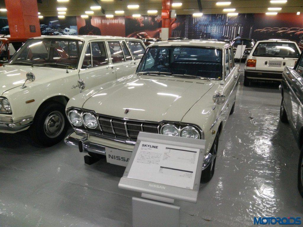 Datsun Nissan Heritage Centre zama Japan (321)