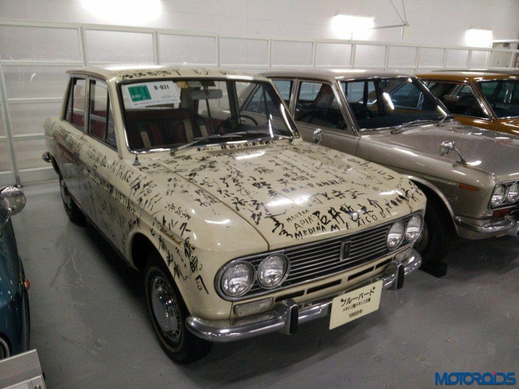 Datsun Nissan Heritage Centre zama Japan (323)