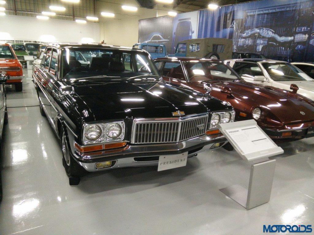 Datsun Nissan Heritage Centre zama Japan (359)