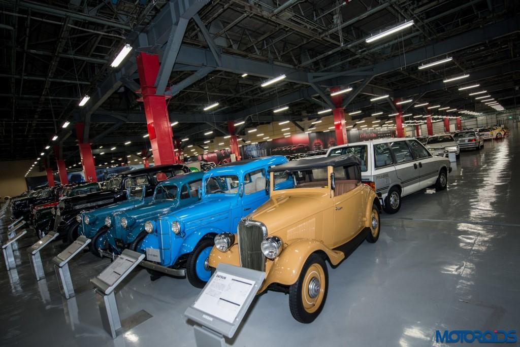 Datsun Nissan Heritage Centre zama Japan (381)