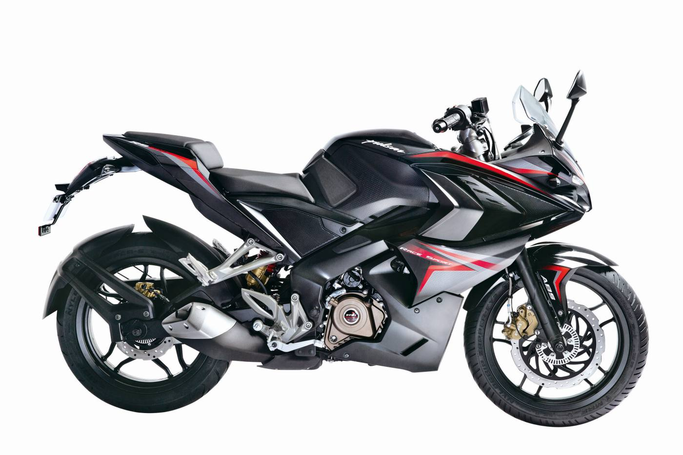 The Bajaj Pulsar Rs 200 In Demon Black Colours Is Officially Here on benelli 250 white