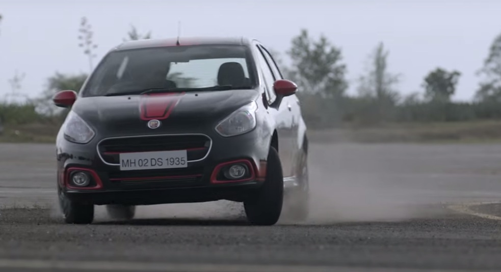 Video Fiat Punto Abarth Previewed In New Commercial