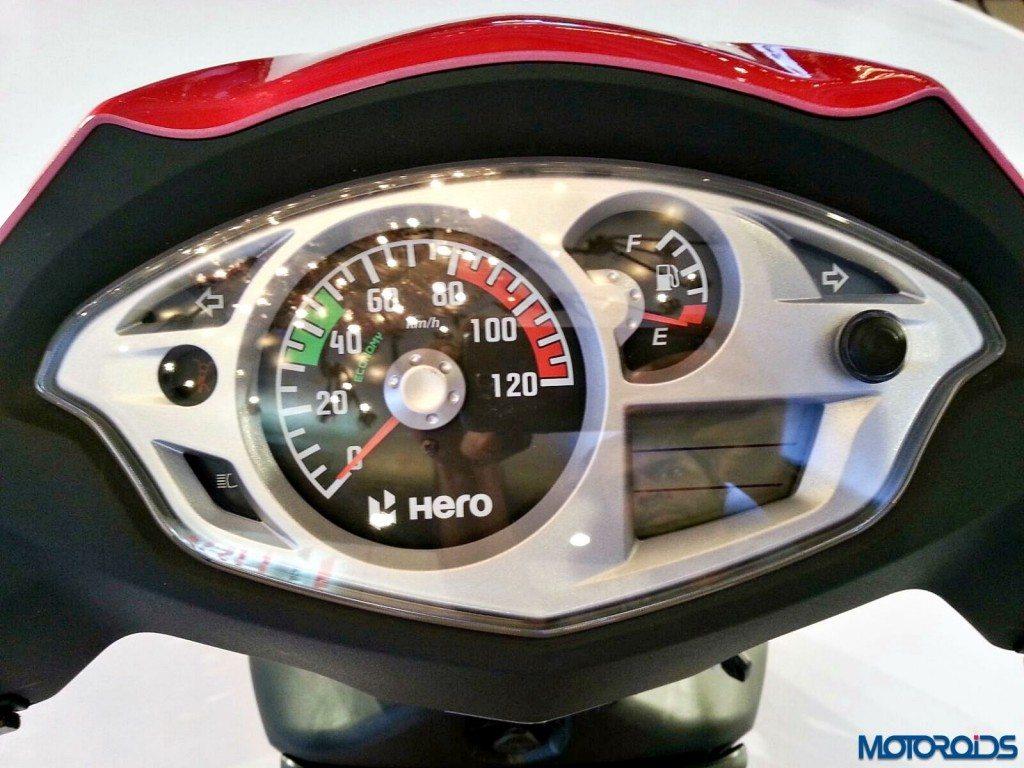 Hero MotoCorp Duet India launch
