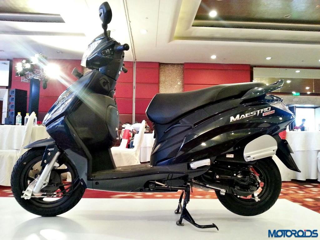 Hero MotoCorp Maestro Edge India Launch (16)