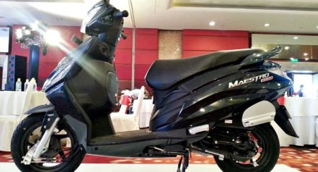 Hero MotoCorp Maestro Edge India Launch (16)