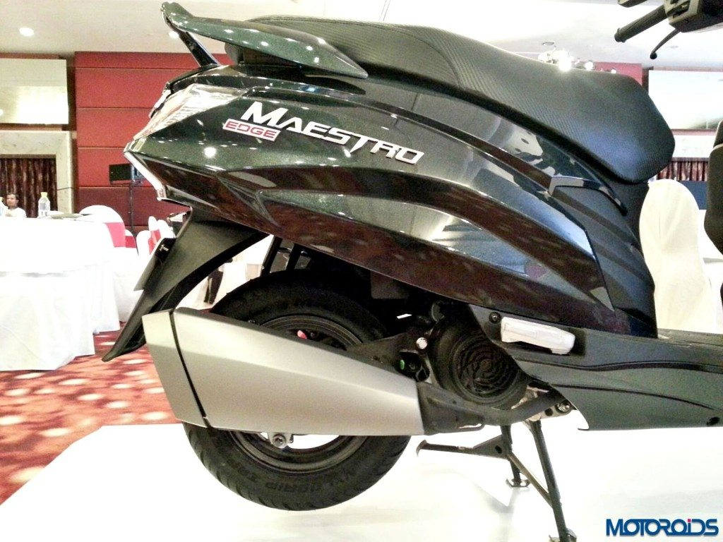 Hero MotoCorp Maestro Edge India Launch (5)