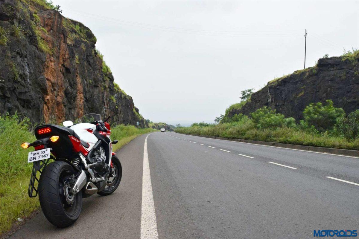 Honda CBR650F highway (75)
