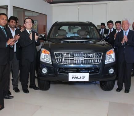 Isuzu Motors India Opens A New Dealership In Pune Motoroids