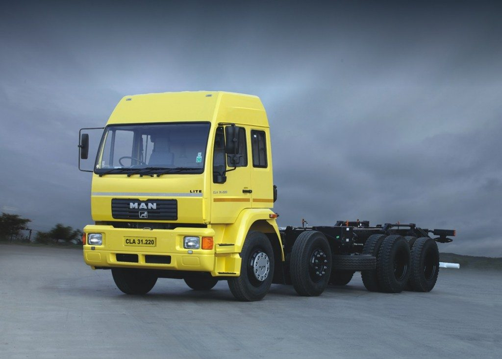 MAN Trucks Signs MoU with Canara Bank (1)