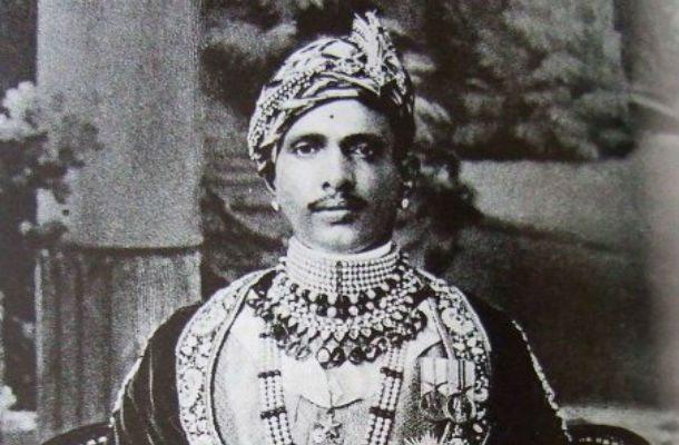 Maharaja of Alwar Jai Singh