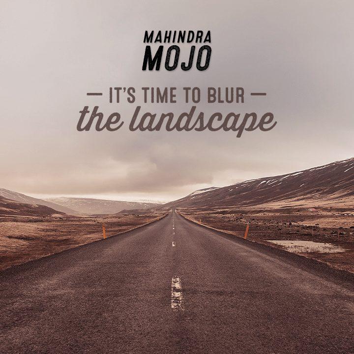 Mahindra Mojo - FB Teaser - 2