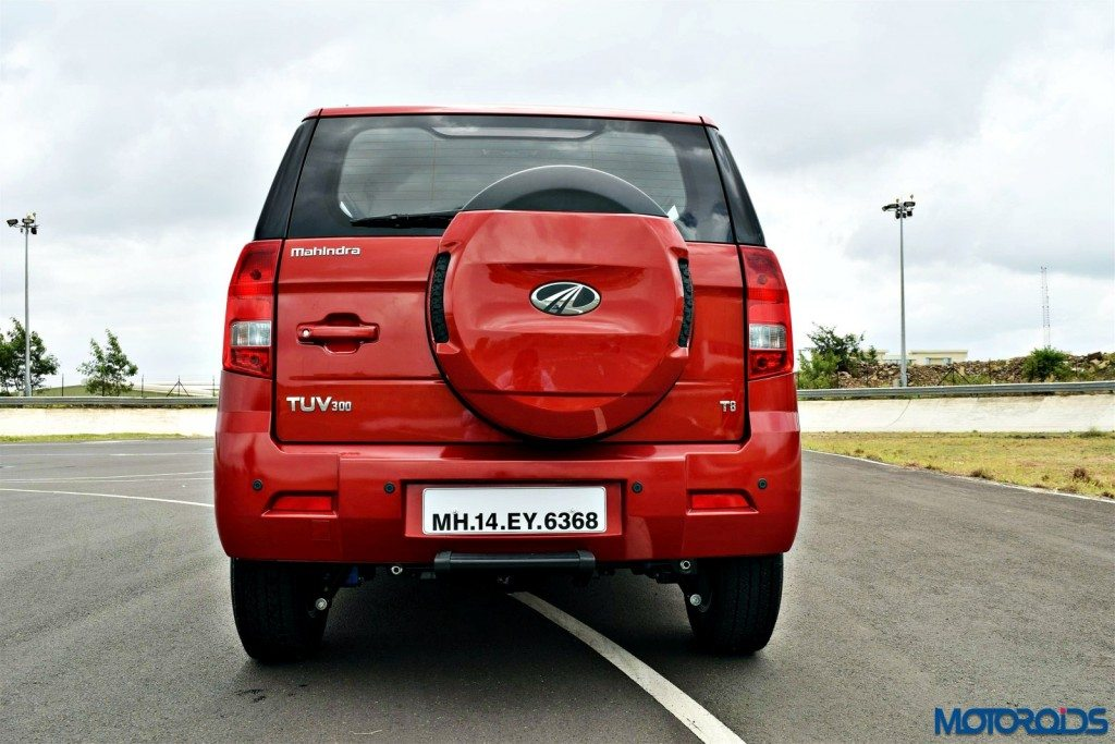 Mahindra TUV 300 India review (3)