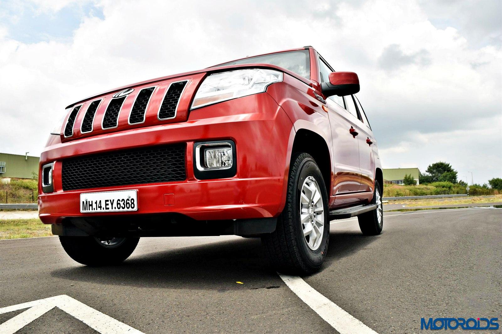Mahindra Tuv 300 Review Tough Little Guy Motoroids