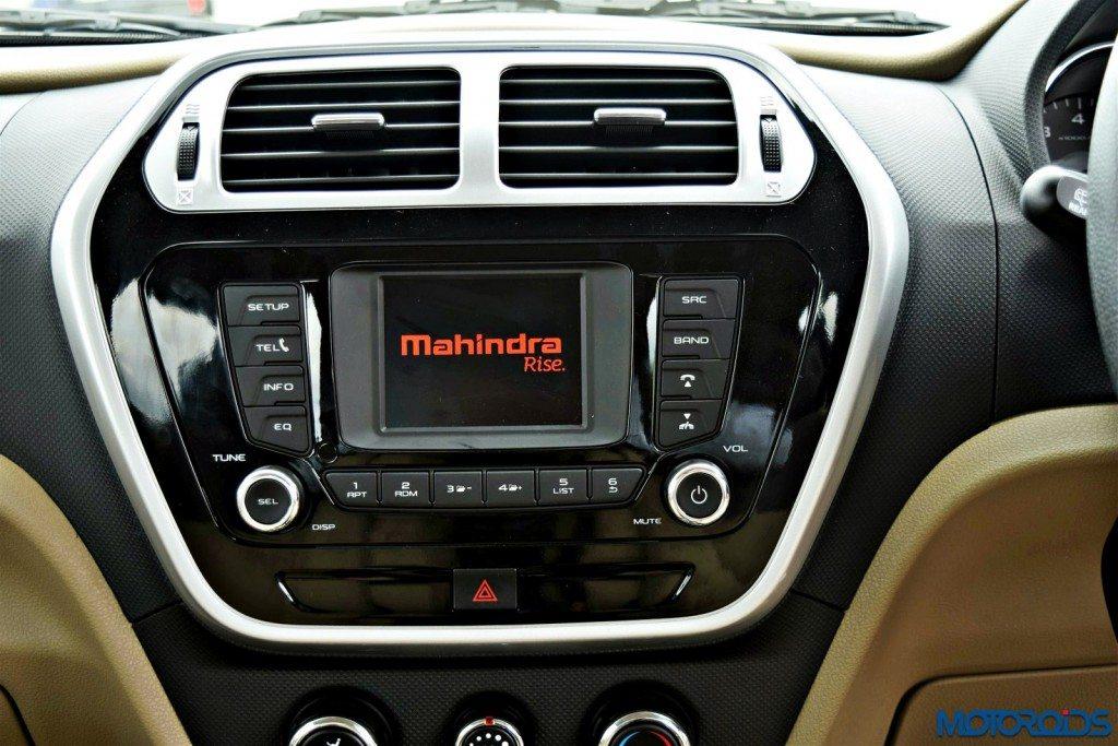 Mahindra TUV 300 interior images (5)