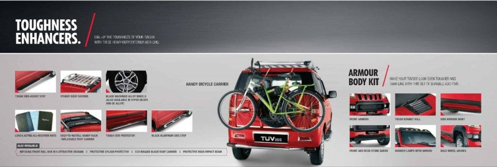 Mahindra TUV300 Accessories Brochure (4)