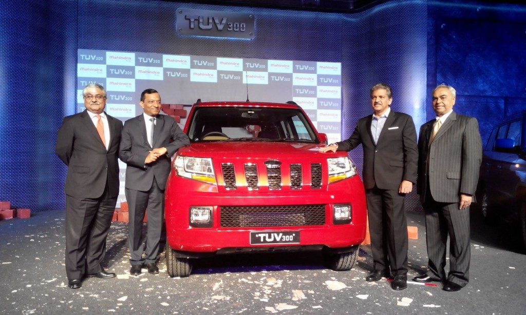 Mahindra TUV300 launch - LIVE updates (28)