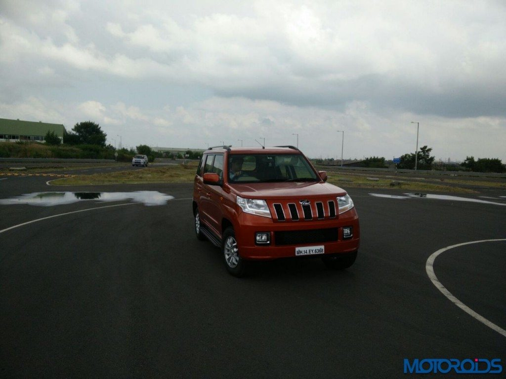 Mahindra TUV300 launch - LIVE updates (53)