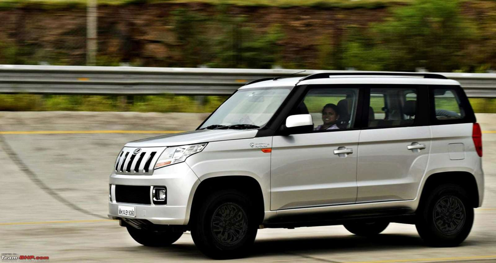 Renders Mahindra Tuv300 Modifications That Make It Look