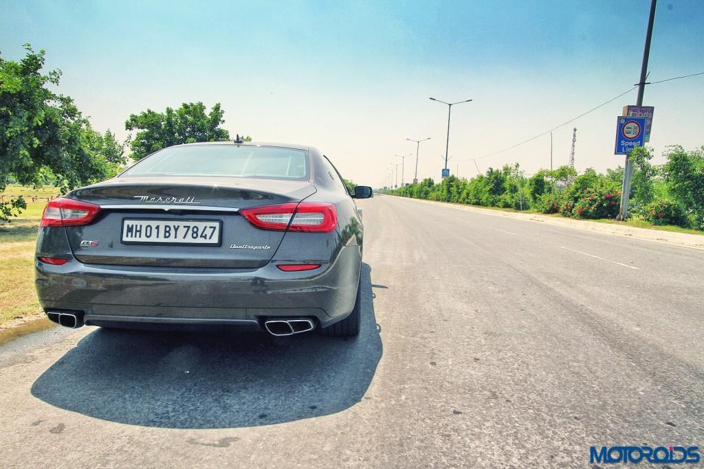 Maserati Quattroporte GTS India review (1)