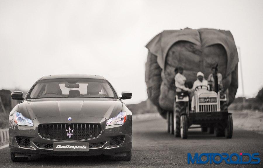 Maserati Quattroporte GTS India review (3)