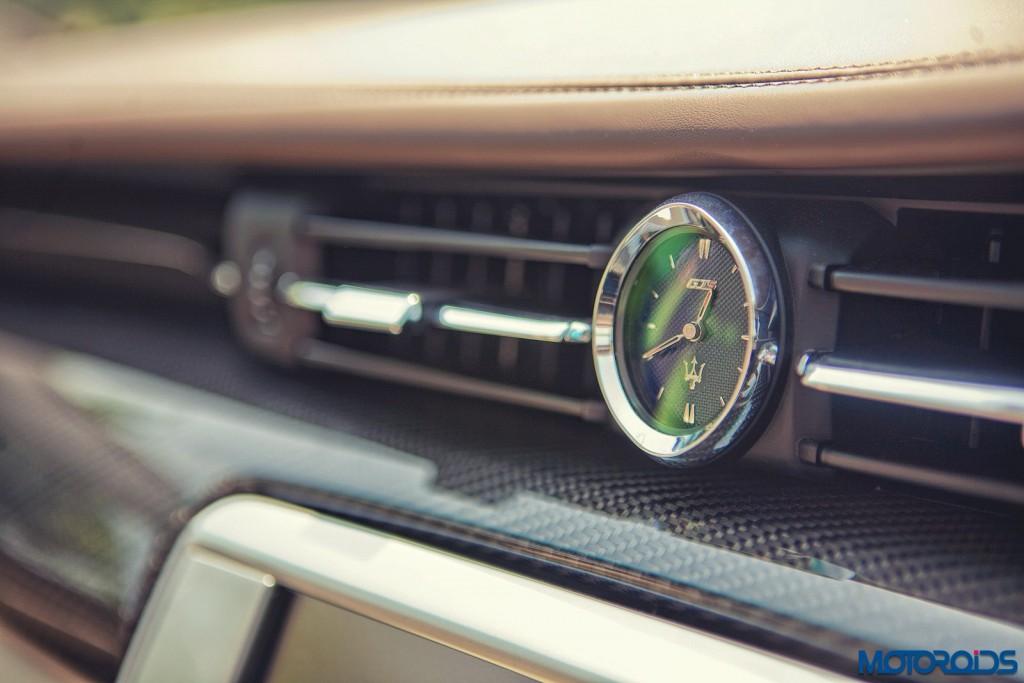 Maserati Quattroporte GTS India review (4)