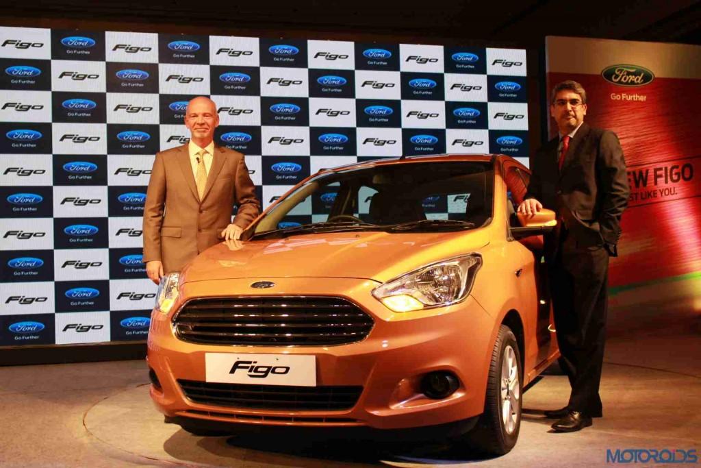 New Ford Figo (1)