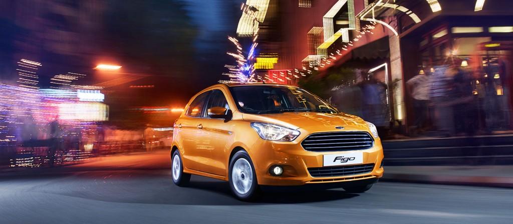 New Ford Figo Press Images (9)