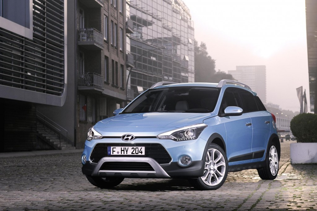 New Hyundai i20 Active for Europe(1)