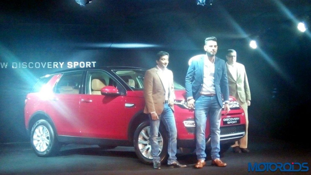 New Land Rover Discovery Sport Launch (4)