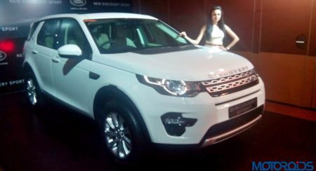 New Land Rover Discovery Sport Launch (7)