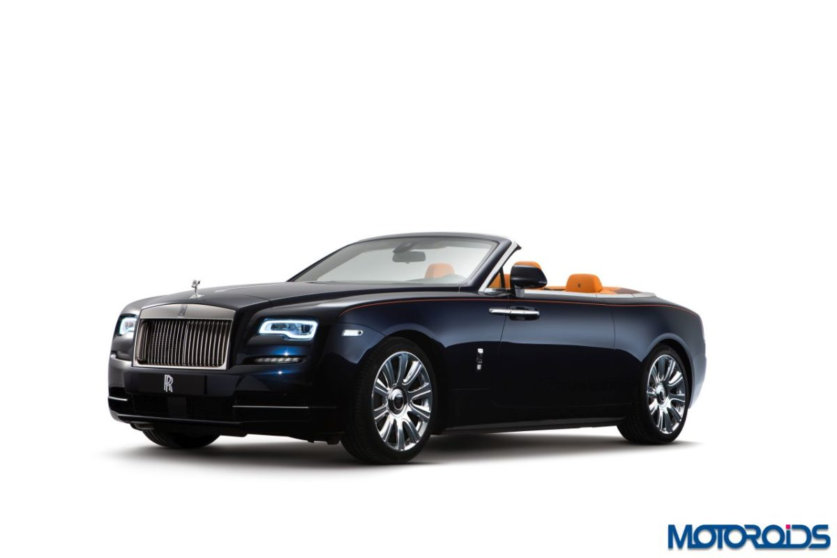 New Rolls Royce Dawn to be showcased at 2015 International Motor Show Frankfurt (1)
