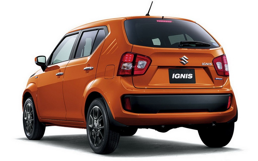 New Suzuki Ignis (2)