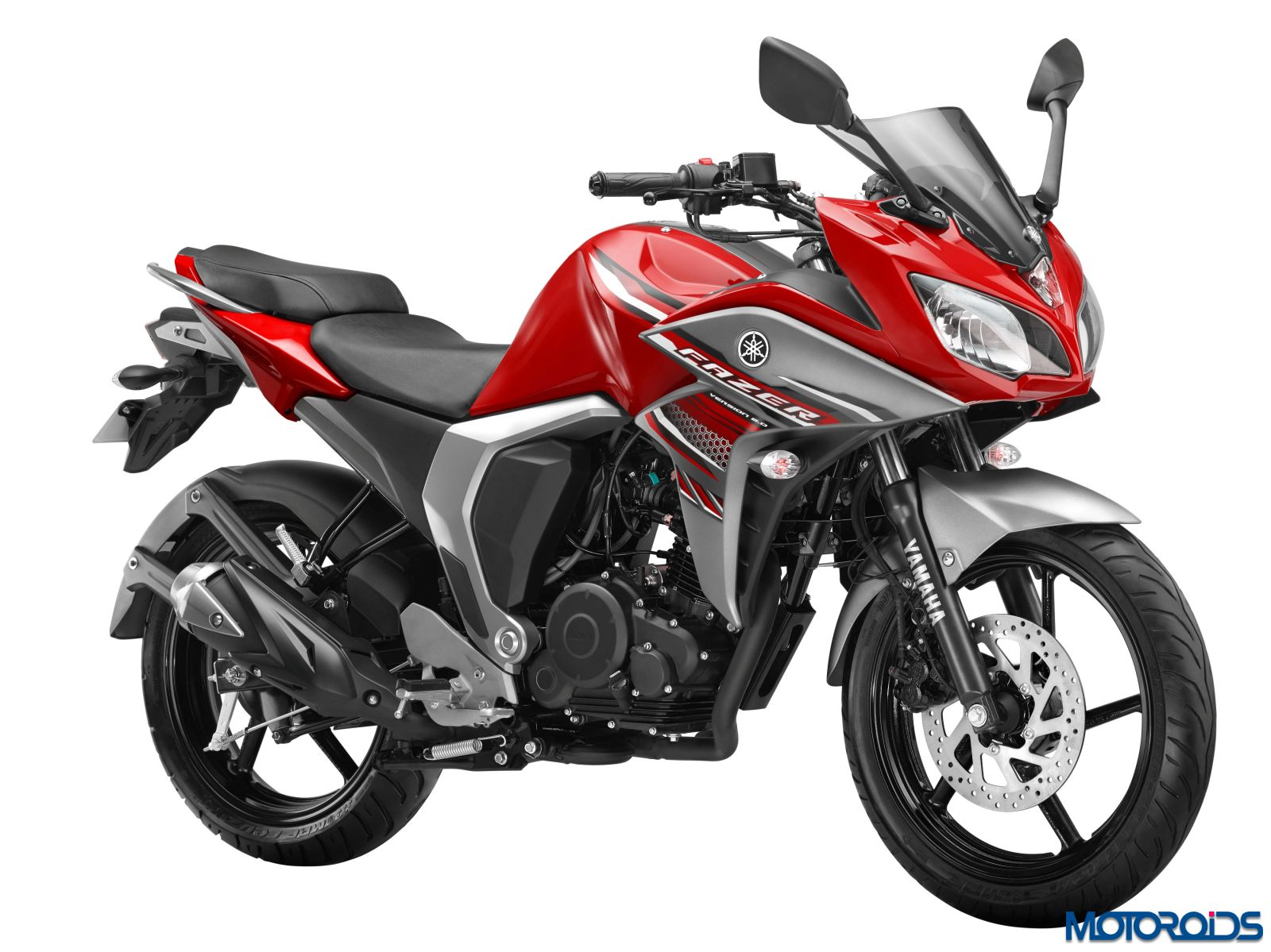 Yamaha Fz S And Fazer Version 2 0 Gets New Colour Options