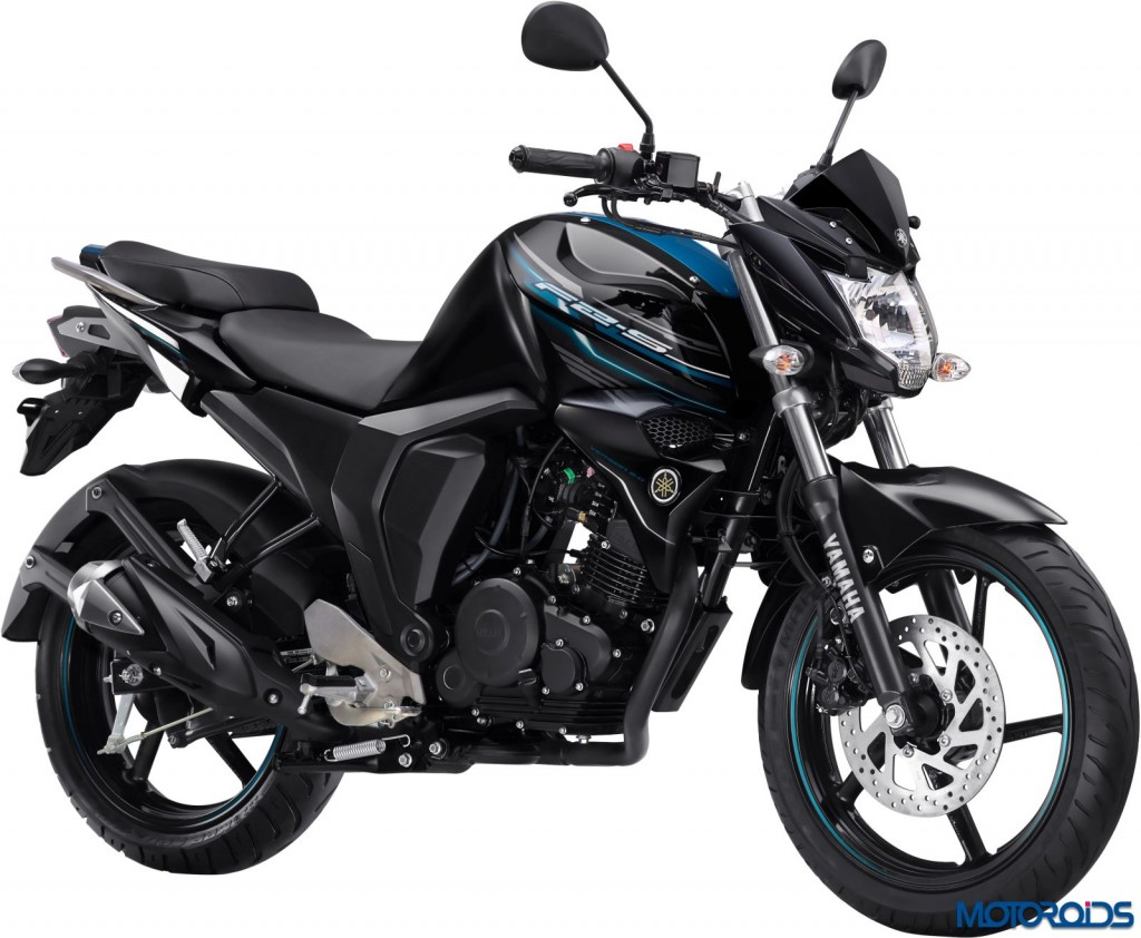 New Yamaha FZ-S FI- Viper Black