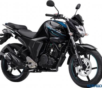 Fz Version 2 Black Colour >> Yamaha FZ-S and Fazer version 2.0 gets new colour options, prices begin at 82,159 | Motoroids