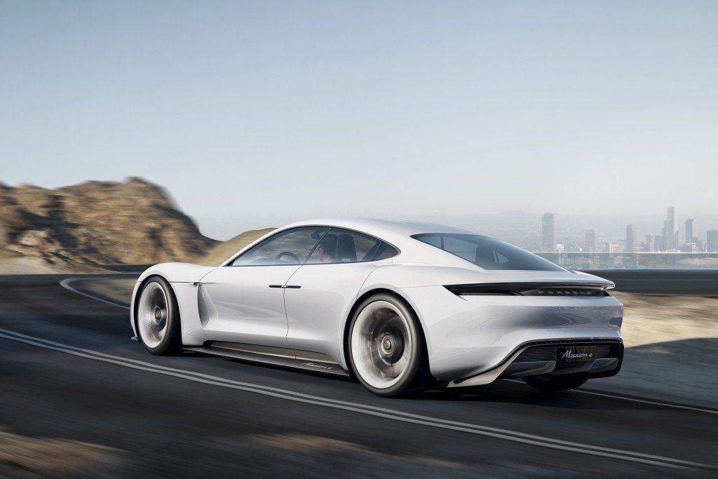 Porsche Mission E Concept (5)