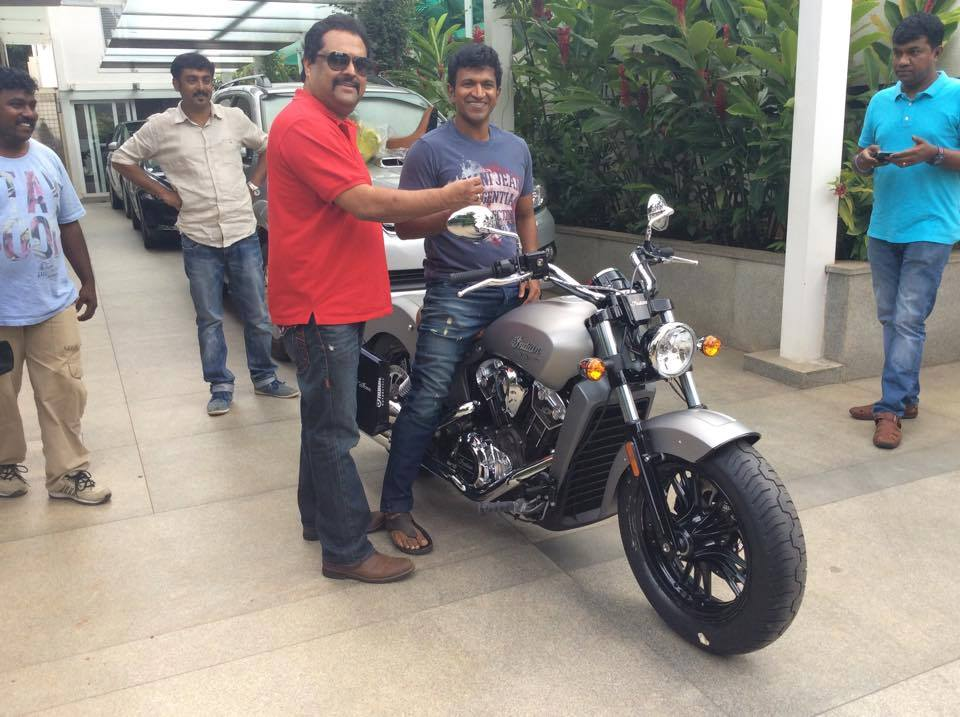 Puneeth Rajkumar Indian Scout (1)
